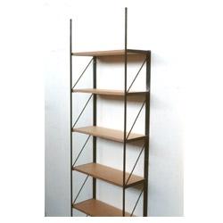 becker stahlm bel regale. Black Bedroom Furniture Sets. Home Design Ideas